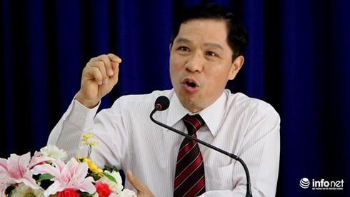 Chủ tịch TP.HCM chấp thuận cho cựu Trưởng ban quản lý đường sắt đô thị số 1 thôi việc
