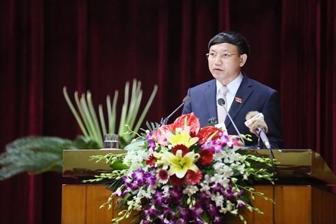 Ông Nguyễn Xuân Ký được bầu làm Chủ tịch HĐND tỉnh Quảng Ninh