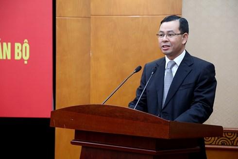 Con đường sự nghiệp của Tân Phó Bí thư Tỉnh ủy Hòa Bình Ngô Văn Tuấn