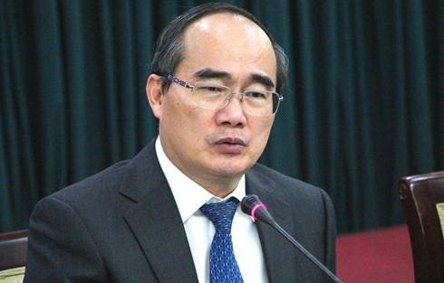 Bí thư Nguyễn Thiện Nhân nói về bổ sung cán bộ lãnh đạo TP.HCM
