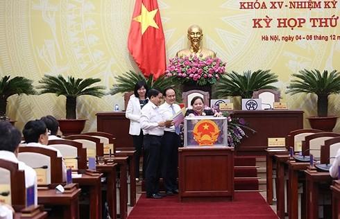 HĐND TP Hà Nội xem xét, bãi nhiệm tư cách đại biểu của Bí thư huyện Phúc Thọ