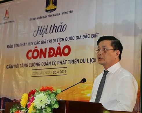 Thủ tướng giao quyền Chủ tịch UBND tỉnh Bà Rịa-Vũng Tàu cho ông Nguyễn Thành Long
