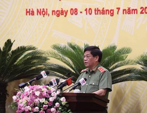 Giám đốc Công an Hà Nội đề nghị thanh lý, hủy hơn 10 nghìn xe máy hết niên hạn sử dụng