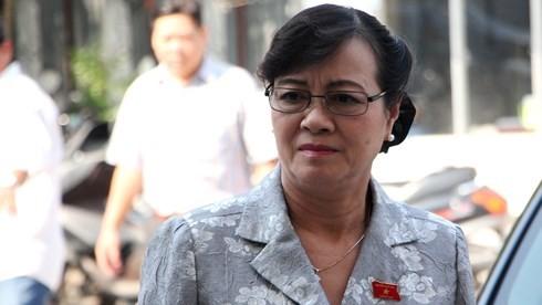 """Bà Nguyễn Thị Quyết Tâm: """"Phải có chữ tín, mình nói ra phải làm"""""""