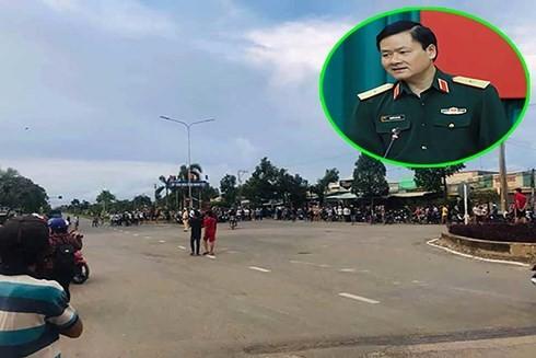 Bộ Quốc phòng thông tin vụ thiếu úy biên phòng nã súng bắn đồng đội