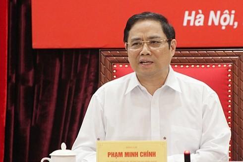 Bộ Chính trị phê duyệt 184 nhân sự quy hoạch Trung ương khóa 13