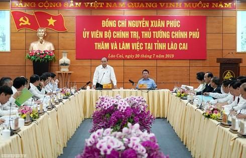 Trả lời kiến nghị của Lào Cai, Thủ tướng nhấn mạnh tinh thần xã hội hóa