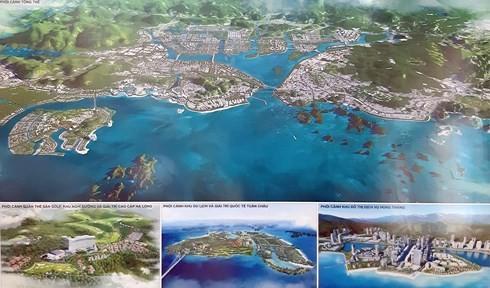 Quảng Ninh: Quy hoạch TP Hạ Long tầm nhìn đến năm 2050 phát triển theo mô hình đa cực