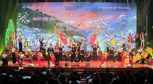 Khai mạc Ngày hội văn hóa, thể thao và du lịch các dân tộc Tây Bắc mừng Quốc khánh