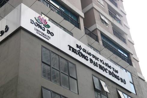 Giữa tâm bão dư luận, ĐH Đông Đô bổ sung nhân sự và xin lỗi sinh viên