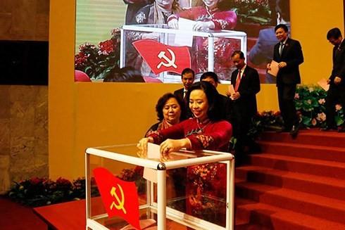 Hà Nội sẽ giảm số lượng Phó bí thư Thành ủy nhiệm kỳ mới