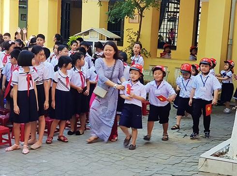 Đà Nẵng: Khai giảng năm học 2019-2020 không có phần phát biểu của lãnh đạo