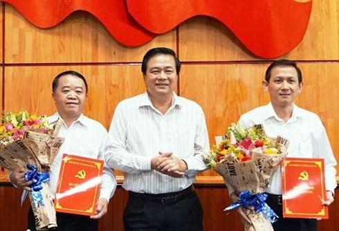 Ban Bí thư Trung ương Đảng chỉ định, chuẩn y nhân sự 6 địa phương