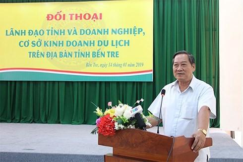 Thủ tướng miễn nhiệm 2 Phó chủ tịch tỉnh Bến Tre