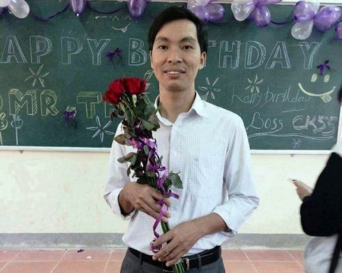 Nghẹn ngào buổi bảo vệ luận văn Thạc sĩ không có học viên đặc biệt ở Nghệ An