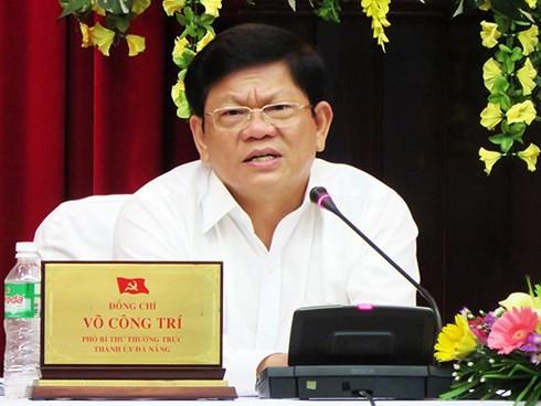 Đà Nẵng: Yêu cầu thay thế kịp thời cán bộ có dư luận tiêu cực, tham nhũng