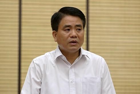 Chủ tịch Hà Nội: Ông Kình lợi dụng khiếu kiện vụ Đồng Tâm để trục lợi