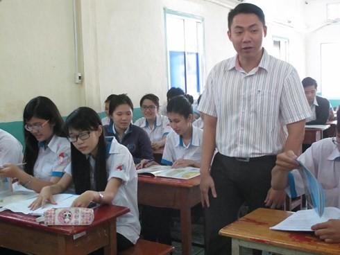 TPHCM: Vẫn thiếu hàng trăm trường học đến năm 2020