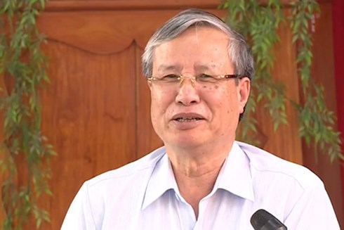 Bộ Chính trị yêu cầu khẩn trương hoàn thành công trình chống ngập ở TP.HCM