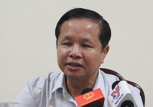 Đang bị xem xét kỷ luật, giám đốc Sở GD&ĐT Hòa Bình xin nghỉ chữa bệnh