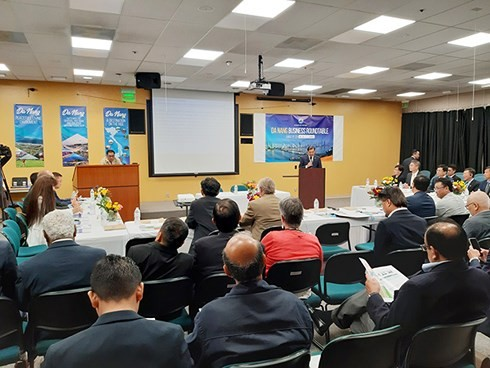 Chủ tịch TP Đà Nẵng xúc tiến thu hút đầu tư từ Thung lũng Silicon