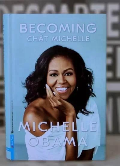 Hồi ký Michelle Obama (kỳ năm): 'Anh hôn em nhé'