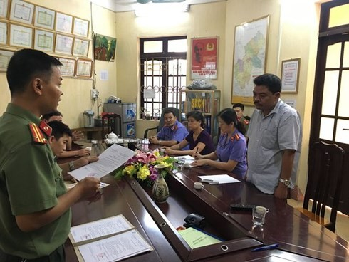 Đề nghị xử lý 210 phụ huynh có con được nâng điểm ở Hà Giang