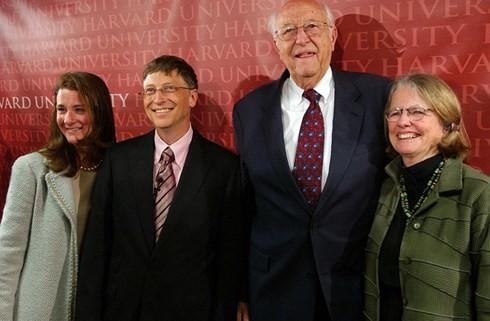 Cách nuôi dạy thiên tài của cha mẹ Bill Gates