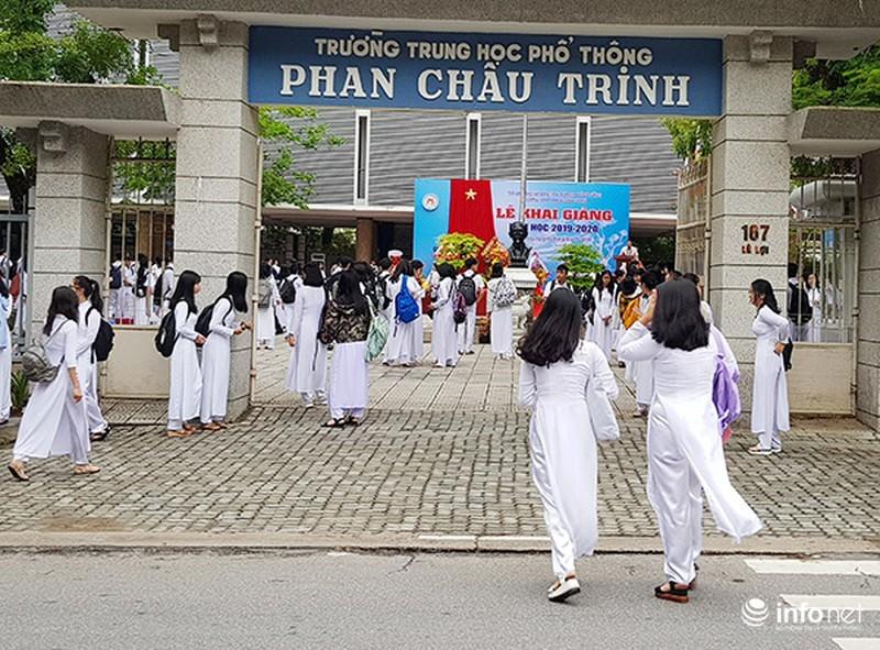 Đà Nẵng: Lễ khai giảng không thả bóng bay, không phát biểu của lãnh đạo