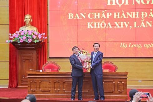 Ông Nguyễn Xuân Ký được bầu làm Bí thư Tỉnh ủy Quảng Ninh