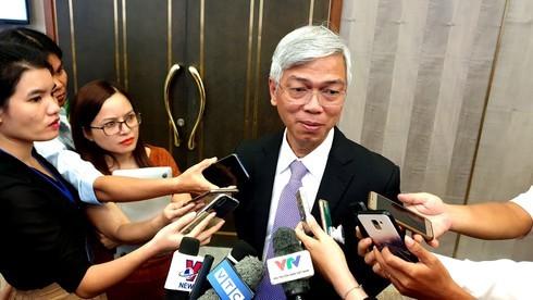 Phó chủ tịch TP nói lý do chưa thông qua chính sách bồi thường 4,3ha đất ở Thủ Thiêm