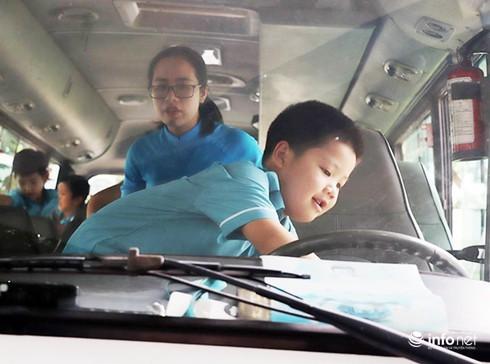 Đà Nẵng: Xe đưa đón HS phải có người chịu trách nhiệm quản lý, kiểm tra danh sách