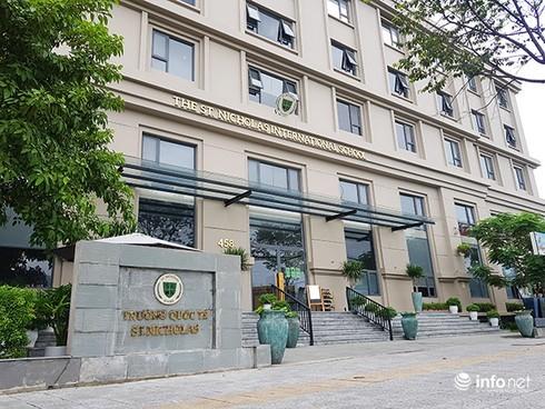Lãnh đạo Trường St. Nicholas lên tiếng về việc Đà Nẵng 'xử lý vướng mắc'