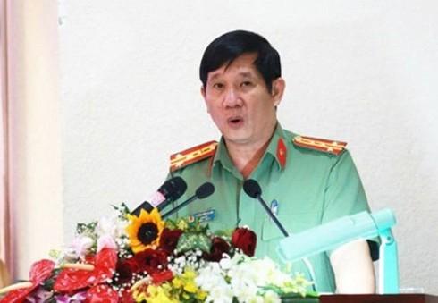 Giám đốc Công an tỉnh Đồng Nai Huỳnh Tiến Mạnh bị cách mọi chức vụ trong Đảng