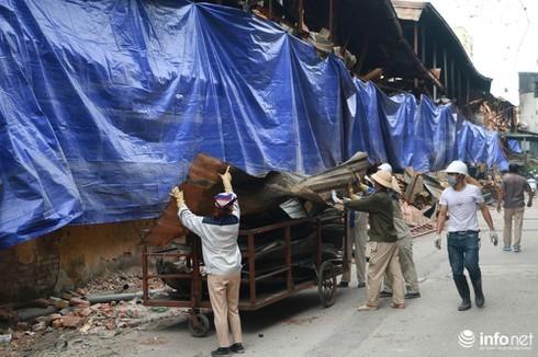 Hôm nay (17/9), Hà Nội họp thông tin chính thức về vụ cháy ở Công ty Rạng Đông