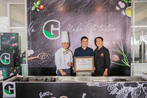 Hội Đầu bếp chuyên nghiệp Sài Gòn thử chất lượng thịt sạch G