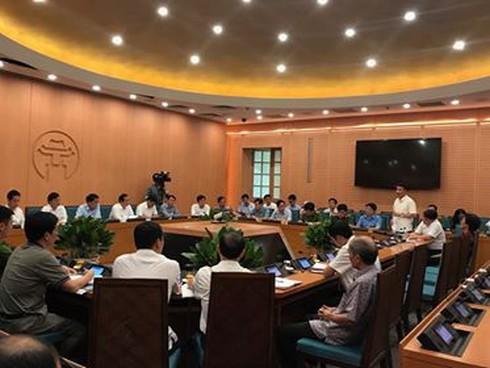 Chủ tịch Hà Nội: Thành phố luôn sẵn sàng chịu trách nhiệm xử lý vụ cháy ở Rạng Đông