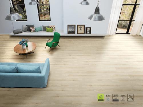 Ra mắt sàn gỗ BerryAlloc