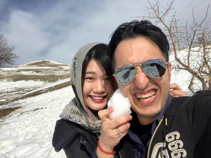 Chuyện tình trong bí mật của cô gái Việt ở Iran