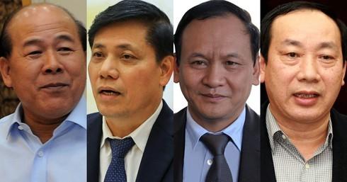 Thủ tướng kỷ luật PCT tỉnh Hòa Bình và 4 Thứ trưởng, nguyên Thứ trưởng Bộ GTVT