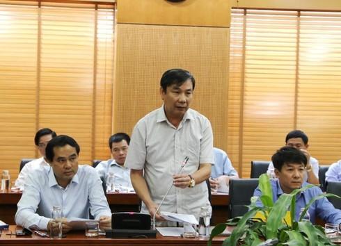 Phương án cuối cùng sắp xếp các đơn vị hành chính Lào Cai