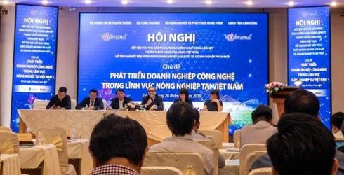 Bộ TT&TT tổ chức Hội nghị trong lĩnh vực nông nghiệp công nghệ cao