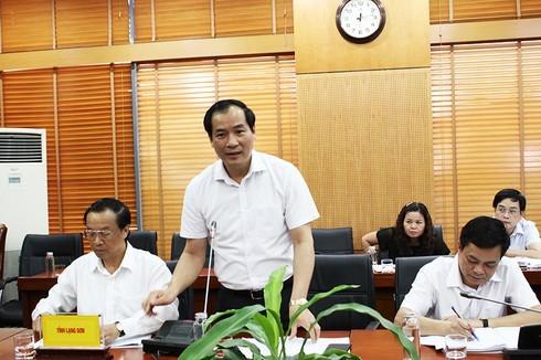 Lạng Sơn trình phương án giảm 26 xã sau sắp xếp các đơn vị hành chính
