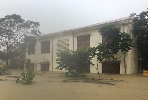 Quảng Bình: Hàng chục trường học phải lùi ngày khai giảng do mưa lũ
