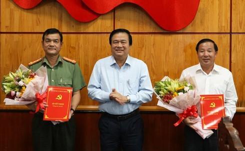 Ban Bí thư Trung ương Đảng chuẩn y nhân sự tỉnh Long An