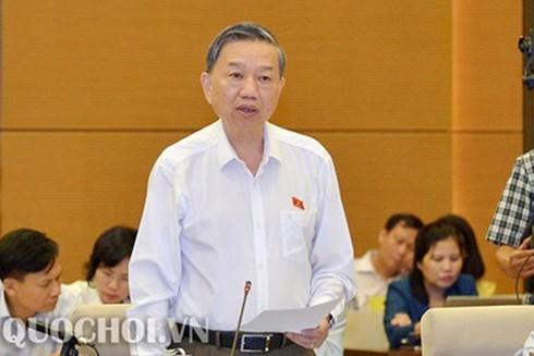 Bộ trưởng Tô Lâm: 'Mạng xã hội đang bị các thế lực thù địch lợi dụng để chống phá'
