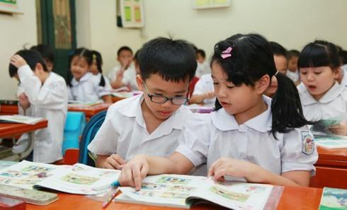 Đánh giá học sinh tiểu học trong năm học 2019-2020 thế nào?