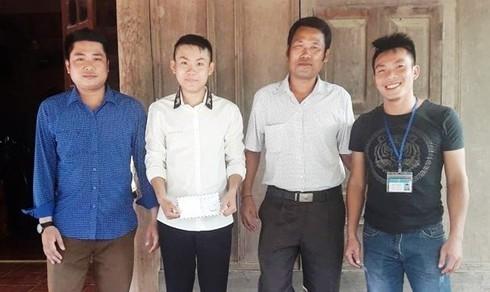 Nghệ An: Nam sinh lớp 12 dũng cảm cứu sống 2 người giữa dòng lũ dữ