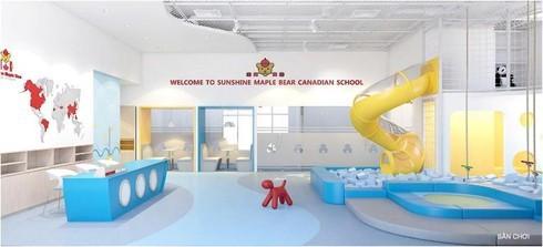"""Sunshine Group sắp khai trương trường mầm non """"5 sao"""" thứ 2 tại dự án Sunshine Rivers"""
