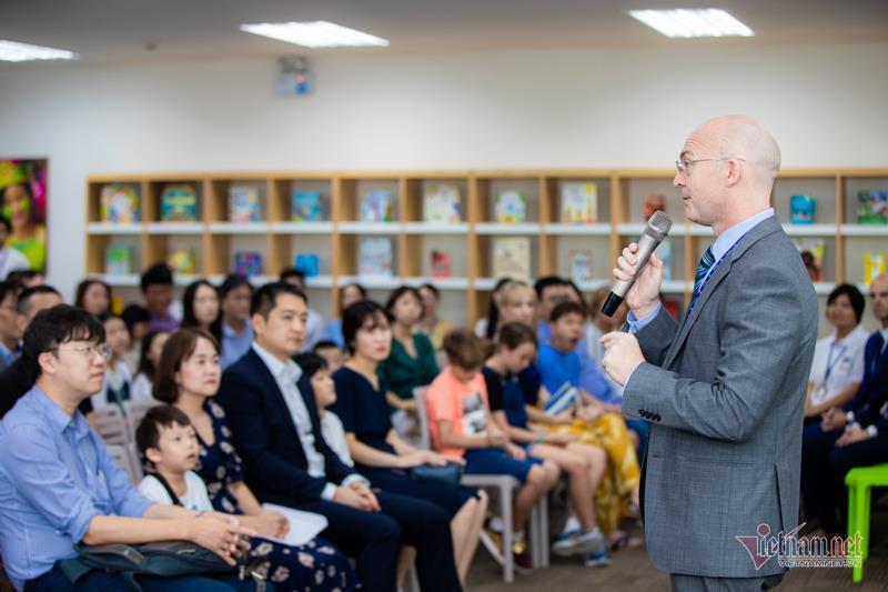 Hà Nội công bố danh sách trường học có yếu tố nước ngoài